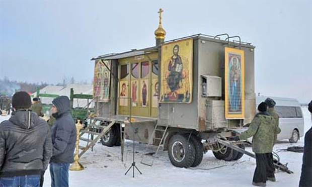 russian mobil church